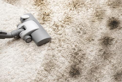 čistenie kobercov doma